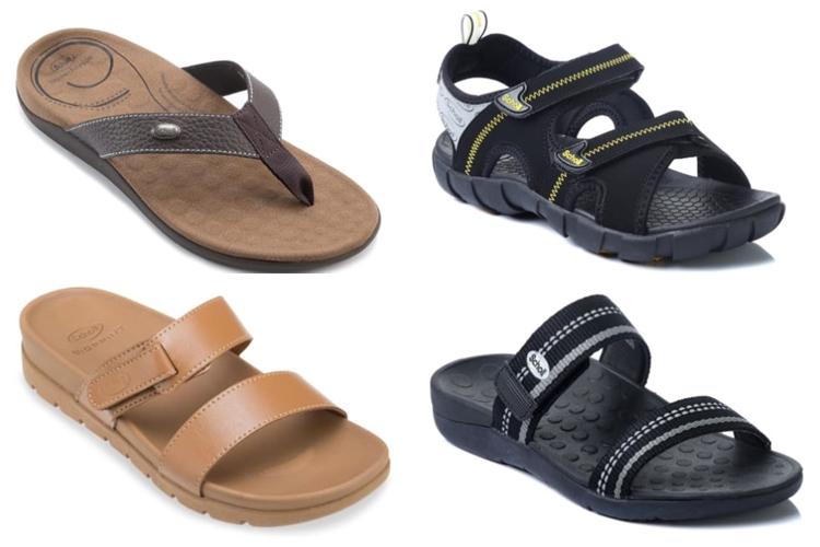 เลือกใส่รองเท้าเพื่อสุขภาพ เลือกรองเท้า Scholl